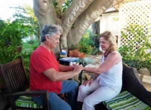 Doc, Tanya consultation 2012